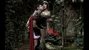 Ancient centurion shafting a courtesan forth burnish apply wood