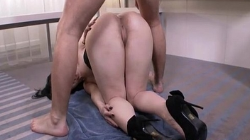 School-Teacher Hardsex Featuring Lovely Euro Student
