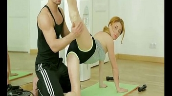 Yoga Tutor Fucking Cool Euro Teen