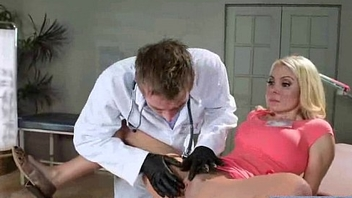 Hard Sex In Doctor Office With Horny Patient (aaliyah veruca) vid-01