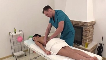 Playful Brunette Pleasure Seeker - Riana G - Trickymasseur