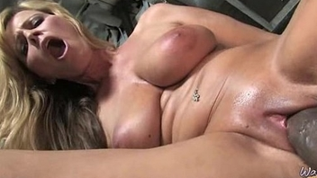 Horny mom loves deathly monster cock 21