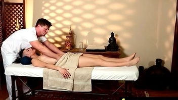 Husband Cheats with Masseuse in Room 12