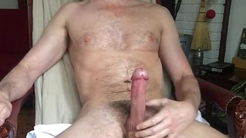 Giving my big cock some good time..I'_m on Gforgay.com