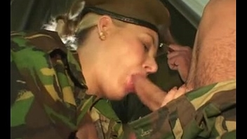 British Army MMF Threesome With Anal invasion Sex