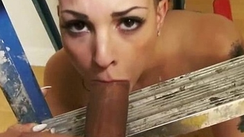 Babe Fucks just about Unsociable Sex Tape 23
