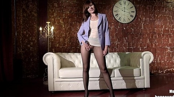 Jeny Smith The Real Pantyhose Criticize