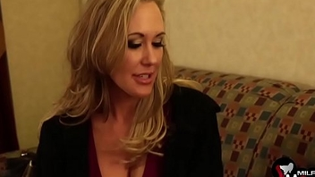 Brandi Love yells as A she gets her tight cunt nailed hard - MilfMom.com