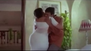 Hot Aunty  and Servente Romantic Scenes    Tamil hot pizazz instalment